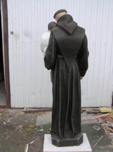скульптура из композитных материалов - фото 2